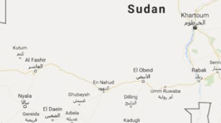 Swiss aid worker, Female Swiss Aid Worker, Swiss Aid Worker Darfur, Female Swiss Aid Worker Darfur, Swiss Aid Worker Sudan, Female Swiss Aid Worker Sudan, World News, Latest World News, Indian Express, Indian Express News