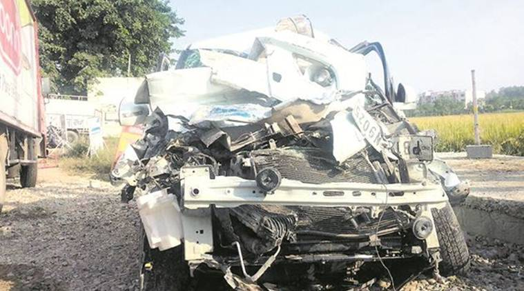 Punjab: Seven die in three road accidents