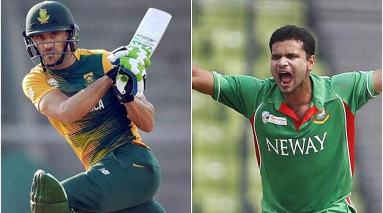 South Africa vs Bangladesh 2nd ODI Live Online Streaming: When and where is South Africa vs Bangladesh Live Streaming, where to watch SA vs BAN live TV coverage
