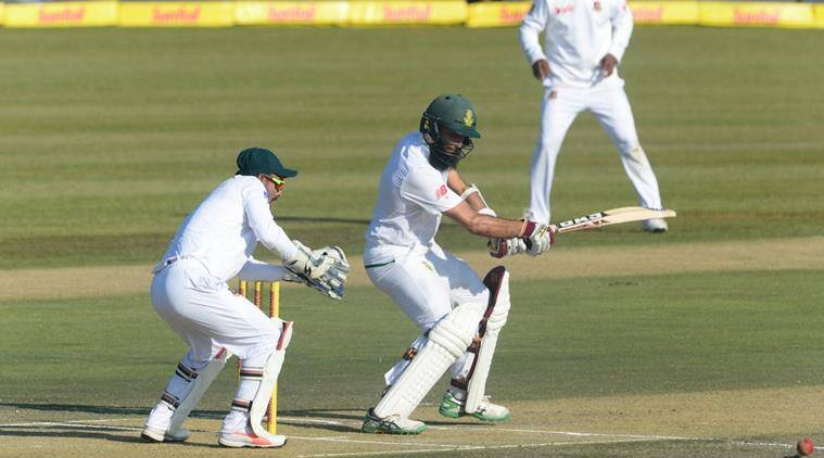 Mominul fifty leads Bangladesh's spirited reply