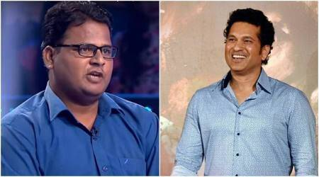 Sachin Tendulkar promises to meet KBC contestant and 'biggest fan' Rajudas Rathod