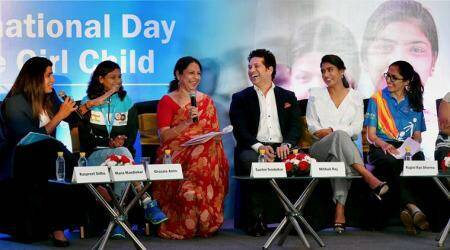'There is no place for discrimination', Sachin Tendulkar bats for girls rights