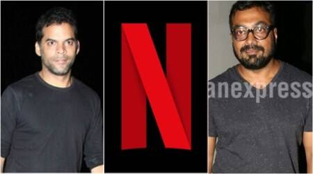 Vikramaditya Motwane and Anurag Kashyap will direct parallel stories for Sacred Games
