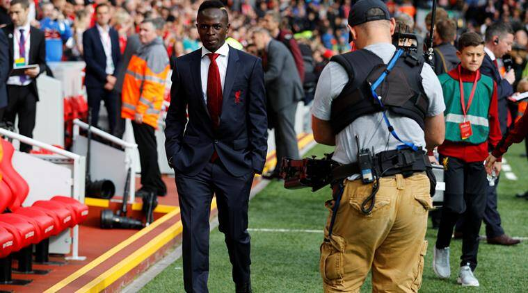 Injured Sadio Mane named to play in Senegal's FIFA 2018 World Cup ties next month