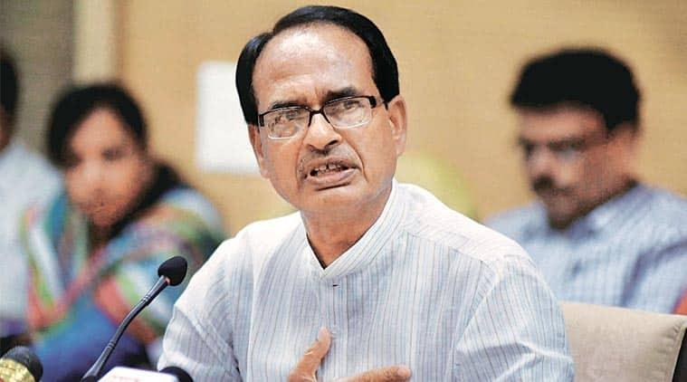 Shivraj Singh Chouhan, Madhya Pradesh Chief Minister Shivraj Singh Chouhan, Madhya Pradesh CM Shivraj Singh Chouhan, Congress, Congress White Paper, India News, Indian Express, Indian Express News