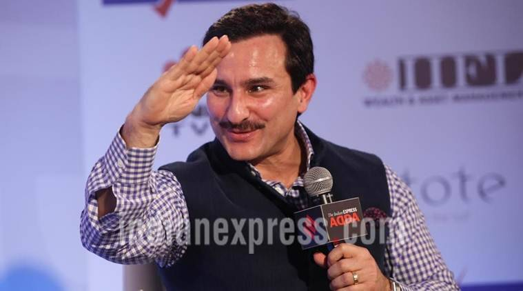 saif ali khan, saif ali khan interview, saif ali khan on filmmaking, saif ali khan interview, saif ali khan news, saif ali khan updates