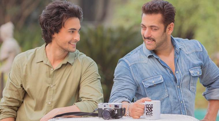 Salman Khan wishes brother-in-law Aayush Sharma for his Bollywood debut