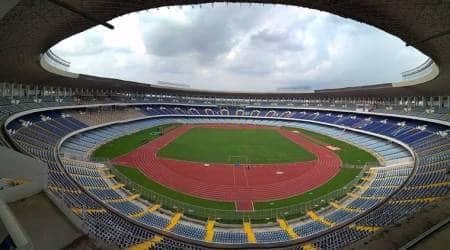 FIFA U17 World Cup, FIFA U17 World Cup finals, FIFA U17 World Cup security, Salt Lake stadium, Salt Stadium security, Kolkata news, indian express news