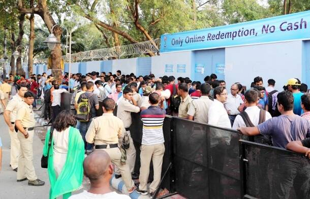 FIFA U-17 World Cup: Fans line up to buy tickets for Brazil vs England semi-final in Kolkata