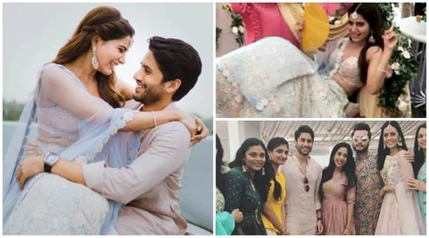 Samantha marriage photos, naga chaitanya marriage photos, chaisam, chaysam, Samantha, naga, samantha ruth prabhu, naga chaitanya, samantha wedding, naga wedding