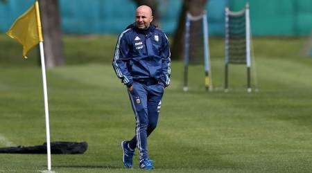 Argentina 'deserve' to go to 2018 FIFA World Cup, says Jorge Sampaoli