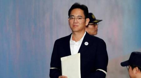 Samsung scion fights back as legal appeal begins