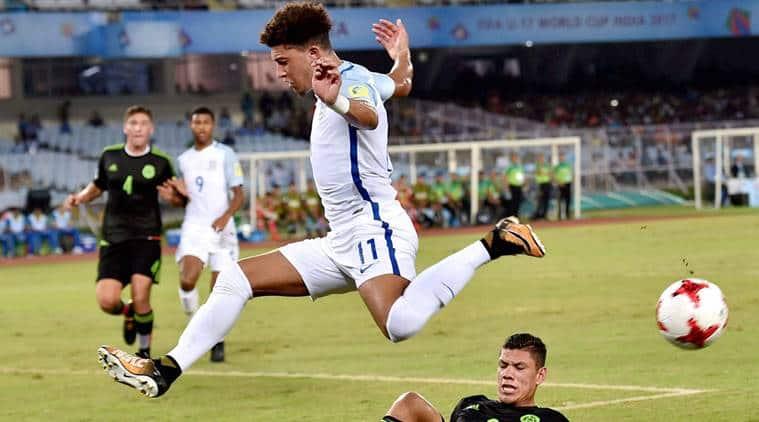 Jadon Sancho, FIFA U-17 World Cup, Borussia Dortmund, Ousmane Dembele