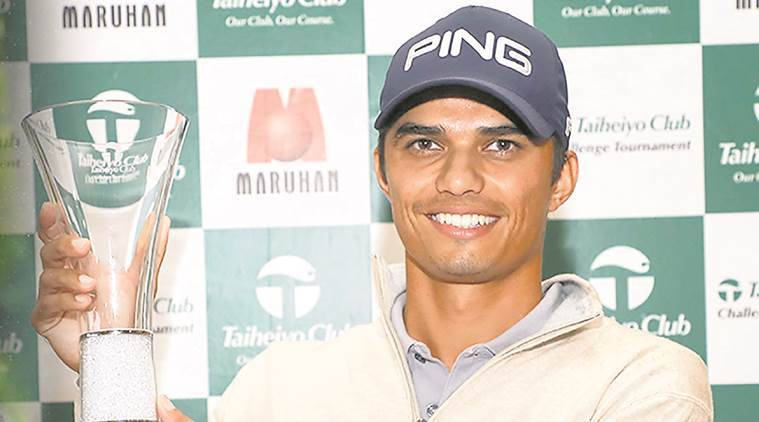 Chandigarh golfer Ajeetesh Sandhu registers first victory on Japan tour