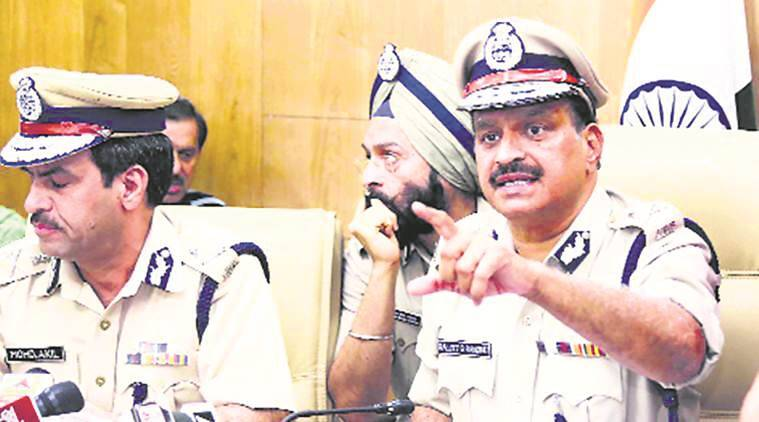 Faridabad beef attack, faridabad beef case, Haryana DGP BS Sandhu, Haryana news, indian express news