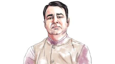 Sangeet Som, often controversial, his remarks sometimes disowned byBJP
