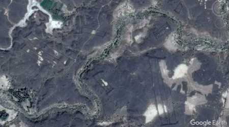 Google Earth discovers ancient stone gates in SaudiArabia