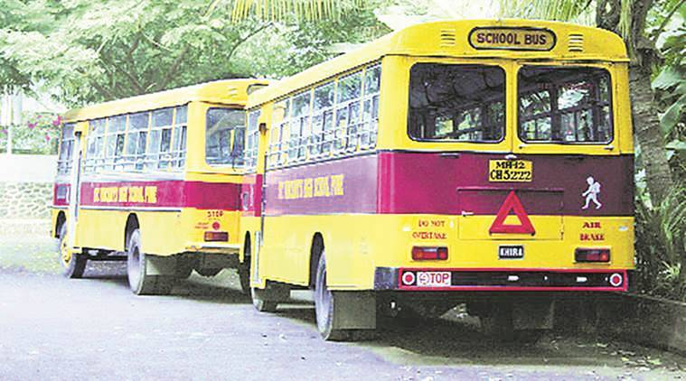 Chandigarh school buses, Chandigarh school buses speed limit, Punjab and Haryana High Court, Chandigarh administration, Chandigarh administration on school bus speed, chandigarh news, indian express news