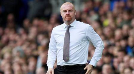Sean Dyche hails 'fantastic' Burnley after fast start