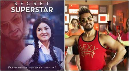 secret superstar, secret superstar review, secret superstar stills, aamir khan, zaira wasim