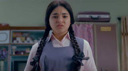 Secret Superstar actor Zaira Wasim: I try to deliver my best every time I act
