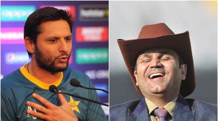 Move over T20s! Shahid Afridi, Virender Sehwag are set to feature in a T-10 League