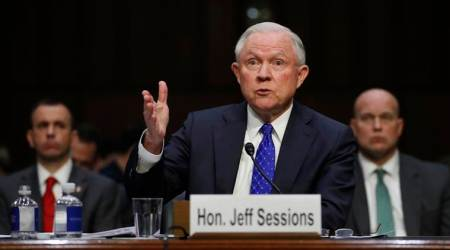 US Presidential elections 2016: Jeff Sessions defends himself to Congress, says he never lied