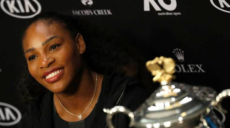 Williams focused on tennis comeback, says Wozniacki