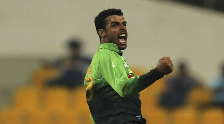 Pakistan's Shadab Khan declared fit for ICC World Cup 2019
