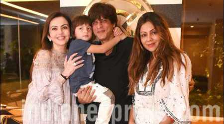 Gauri Khan had a special visitor at her store and we are not talking about Nita Ambani. See photos