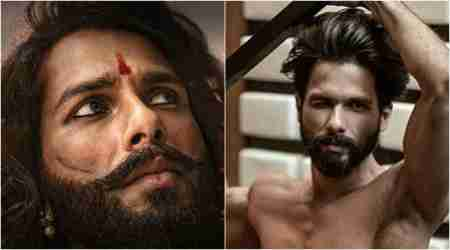 My Character Is Underplayed in Padmavati - Shahid Kapoor