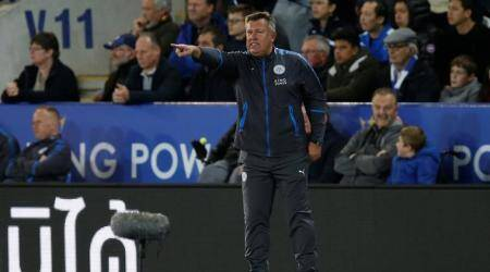 leicester city, craig shakespeare, craig shakespeare sack, leicester city manager, football news, sports news, indian express