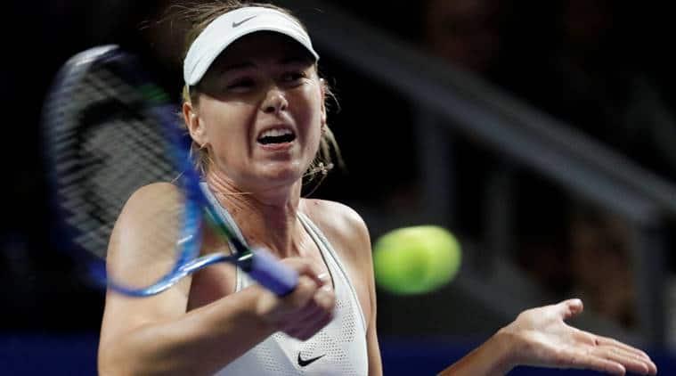 Maria Sharapova loses to Magdalena Rybarikova at KremlinCup