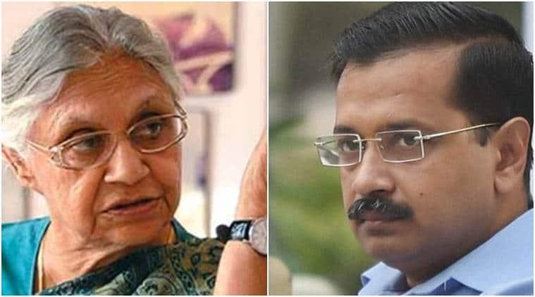 Sheila Dikshit, Arvind Kejriwal, Delhi bureaucrats, Delhi Bureaucrats news, congress and AAP party news, India news, National news, latest news