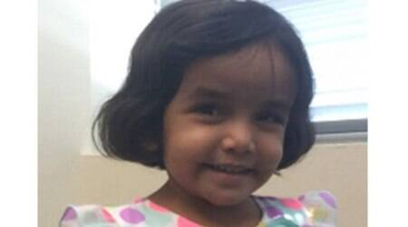 Sherin Mathews's parents give up custody fight for biological daughter