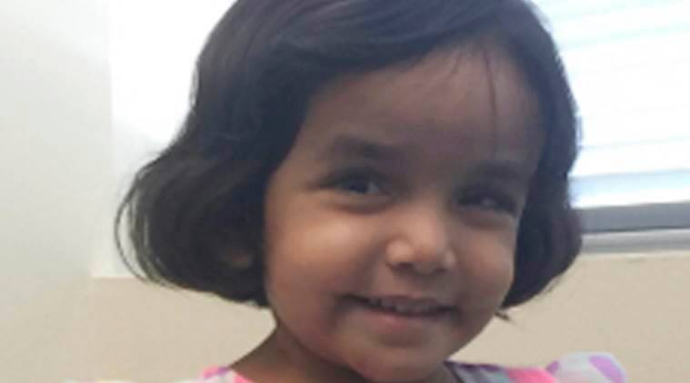 Missing 3 year old, Houston missing child, Indian missing in US, adopted indian girl missing, FBI missing child, Sherin Mathews, us news, World news, latest news, Indian Express