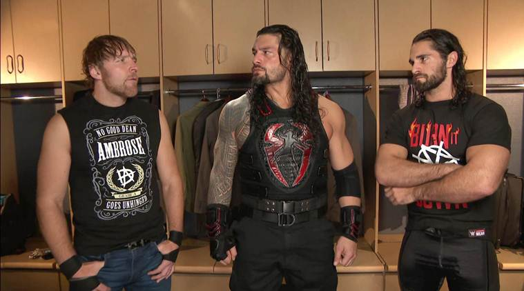 The Shield Comes Together on Raw in Final Segment
