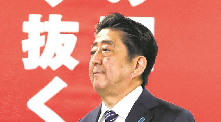 Shinzo Abe to convey stance on 'comfort women' accord to South Korea