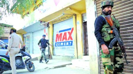 J&K police identify 5 Hizbul militants for two Kashmir bank robberies