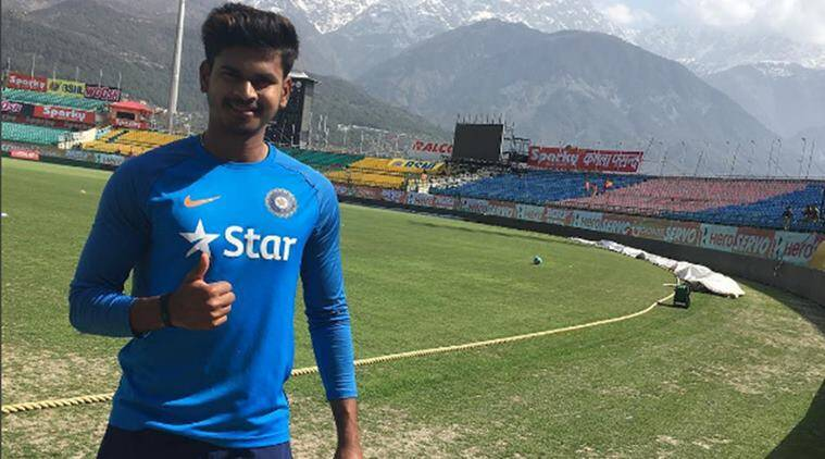 India 'A' vs New Zealand 'A', Shreyas Iyer, Ankit Bawne, sports news, cricket, Indian Express