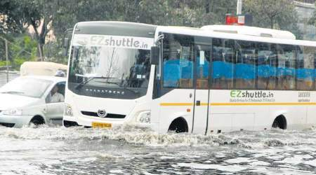 Rapid warming of Arabian sea among causes of 3-fold rise in erratic rain in central India: Weatherexperts