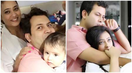 All is not well between Shweta Tiwari and husband Abhinav Kohli?