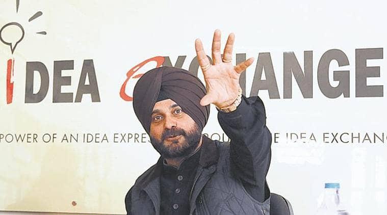 Navjot Singh Sidhu, Punjab, Congress, BJP, Punjab Assembly election, Amritsar East constituency, rajya sabha, india news, indian express news