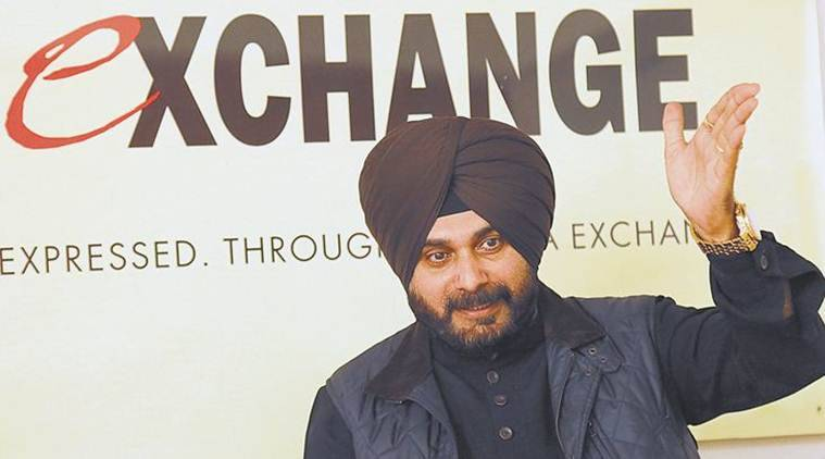 Navjot Singh Sidhu, Punjab, Congress, BJP, Punjab Assembly election, Amritsar East constituency, rajya sabha, india news, indian express news