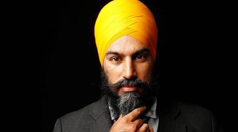 jagmeet singh, who is jagmeet singh, canada, New Democratic Party, canada New Democratic Party, canada democratic party, sikh, sikh man canada, sikh man jagmeet singh, who is, world news, indian express news