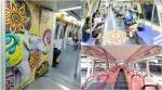 Singapore celebrates Diwali with these gorgeously themed buses and trains yet again