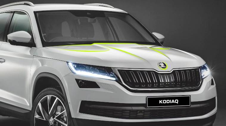 skoda pr sentiert neuen 7 sitzer suv kodiaq allinfo. Black Bedroom Furniture Sets. Home Design Ideas
