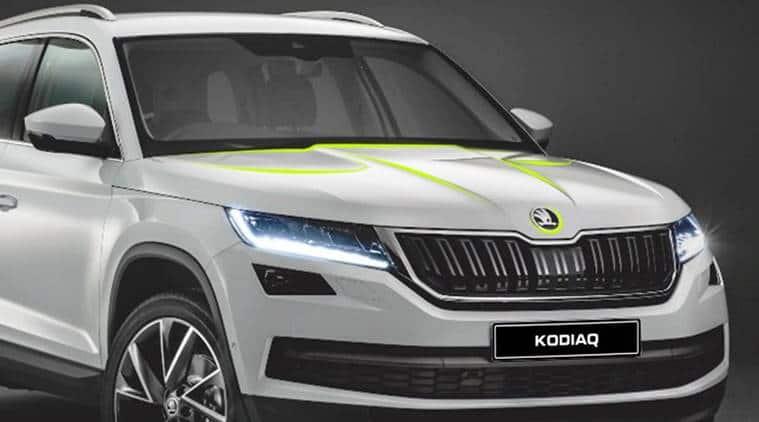 Skoda, Skoda Koqiaq,Koqiaq, New Skoda car, SkodaKoqiaq price,Koqiaq price, Auto news, Indian Express