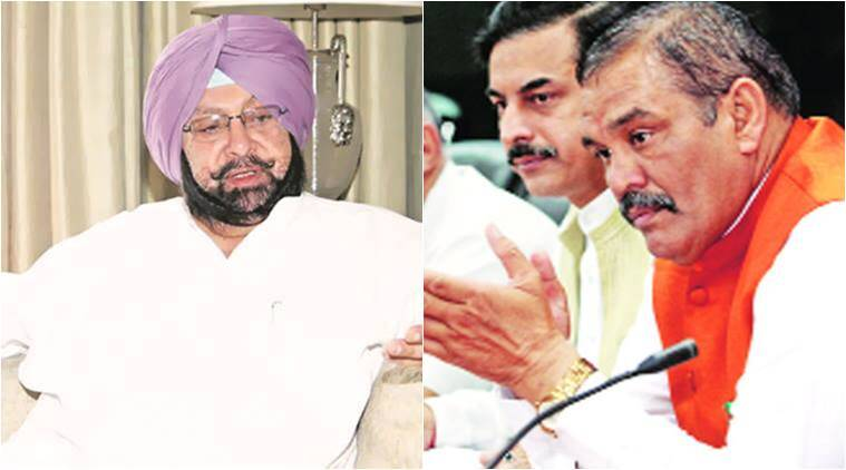 Get Canadian NRIs accused in drugs cases extradited: Amarinder