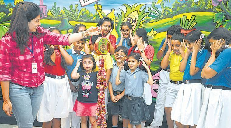 School's Diwali gift to students: Smoke-free, reusable firecrackers